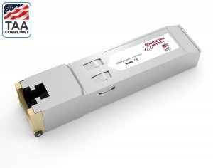 GLC-TE-FCD Cisco SFP Transceiver | TAA 1000BASE-T Copper