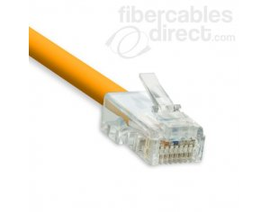 Cat5e Advantage Patch Cable Color Orange