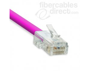 Cat5e Advantage Patch Cable Color Pink