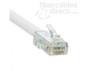 Cat5e Advantage Patch Cable Color White
