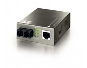 100TX to 100FX SC Fiber Multimode Converter