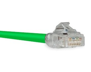 Cat6 Light Green Patch Cable - TAA/BAA Compliant
